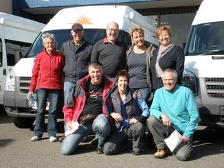 Reisegruppe Sep.2009